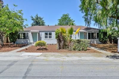CUPERTINO Multi Family Home For Sale: 10185-83 Alhambra Ave