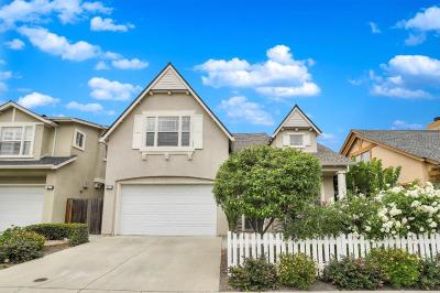 SUNNYVALE Single Family Home For Sale: 631 Santa Barbara Ter