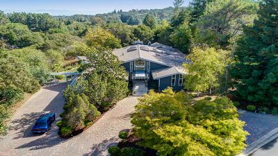Los Altos Hills Single Family Home For Sale: 12190 Padre Ct