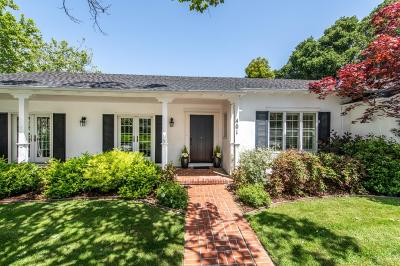 SAN MATEO Single Family Home For Sale: 401 Colgate Way
