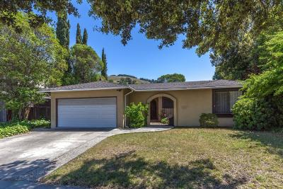 Single Family Home For Sale: 572 Curie Dr