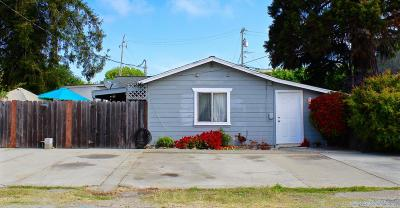 SOQUEL Single Family Home For Sale: 4025 Cory St