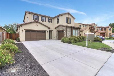 MORGAN HILL CA Single Family Home For Sale: $1,400,000