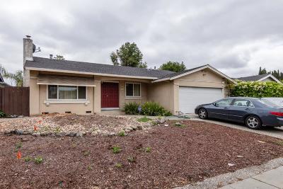 Single Family Home For Sale: 5864 Paddon Cir