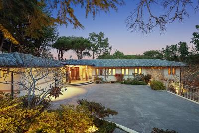 HILLSBOROUGH Single Family Home For Sale: 320 Robinwood Ln