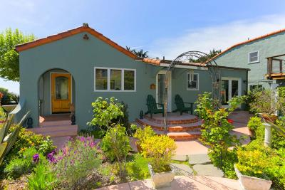 Santa Cruz Single Family Home For Sale: 113 4th Ave
