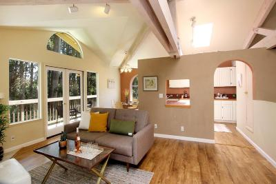 SOQUEL Single Family Home For Sale: 3680 Hardin Way