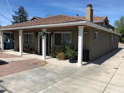 Redwood City Multi Family Home For Sale: 3421-3423 Bay Rd