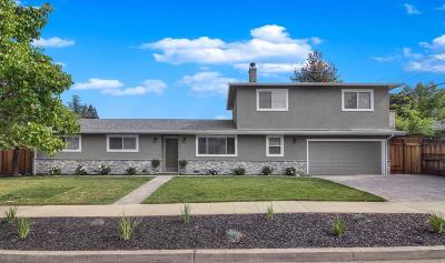 LOS GATOS Single Family Home For Sale: 359 Blackwell Dr