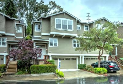 LOS GATOS Townhouse For Sale: 178 Cuesta De Los Gatos