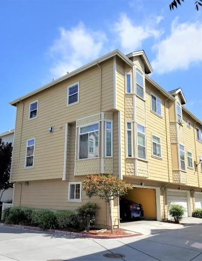 Santa Clara County Townhouse For Sale: 2433 Tammey Ct