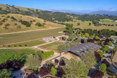 GILROY Single Family Home For Sale: 3970 Leavesley Rd