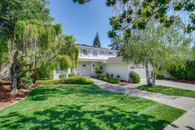 CUPERTINO Single Family Home For Sale: 21891 Columbus Ave