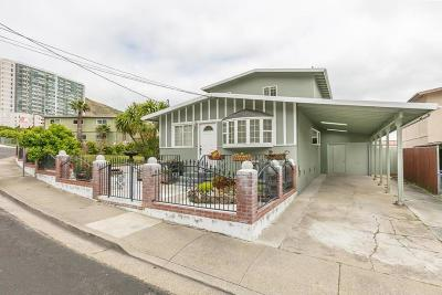 South San Francisco Single Family Home For Sale: 150 Pecks Ln
