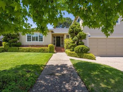 Burlingame Single Family Home For Sale: 2216 Davis Dr