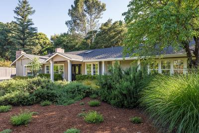 LOS ALTOS Single Family Home For Sale: 308 Blue Oak Ln