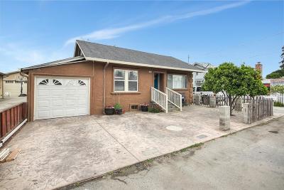Santa Cruz County Multi Family Home For Sale: 38 Jehl Ave