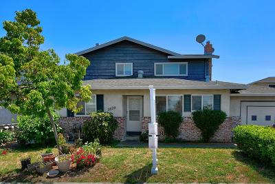 SANTA CLARA Single Family Home Contingent: 2820 Malabar Ave