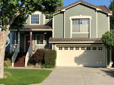 Scotts Valley Single Family Home Contingent: 908 Coast Range Dr