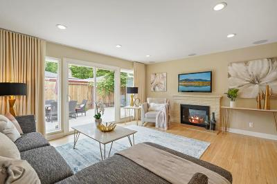 Cupertino, Sunnyvale Single Family Home For Sale: 1062 Lorne Way