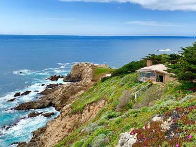 Carmel Highlands Single Family Home For Sale: 36240 Highway 1