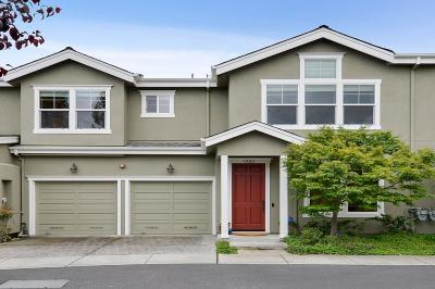 MOUNTAIN VIEW Townhouse For Sale: 1063 Bonita Ave