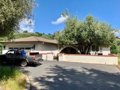 Santa Cruz County Single Family Home For Sale: 294 Browns Valley Rd
