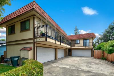 SUNNYVALE Multi Family Home For Sale: 526 E Washington Ave