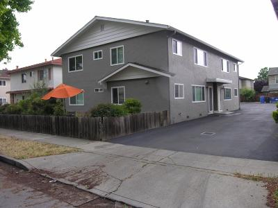 SUNNYVALE Multi Family Home For Sale: 1570 Quebec Ct
