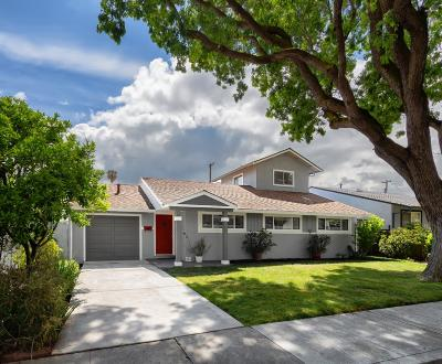 SANTA CLARA Single Family Home For Sale: 1463 Blackfield Dr