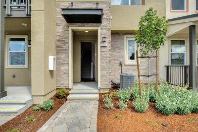 MILPITAS Townhouse For Sale: 1176 California Cir