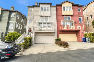 South San Francisco Single Family Home For Sale: 28 Mandalay Pl