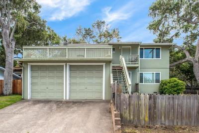 PACIFIC GROVE Single Family Home For Sale: 753 Rosemont Ave