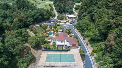 Santa Cruz Single Family Home For Sale: 1690 Glen Canyon Rd