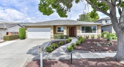 SAN JOSE CA Single Family Home For Sale: $1,298,000