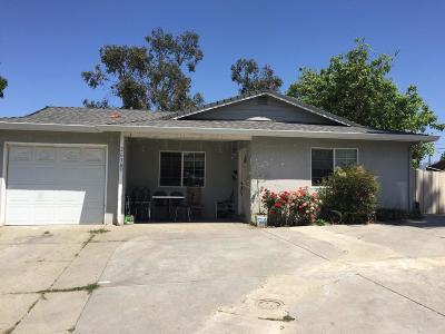 SAN JOSE CA Single Family Home For Sale: $690,000