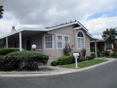 San Jose Mobile Home For Sale: 3032 Oakbridge Drive 3032
