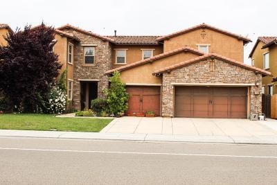 Manteca Single Family Home For Sale: 1333 Como Dr