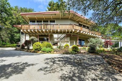 LOS GATOS Single Family Home For Sale: 23570 Mountain Charlie Rd