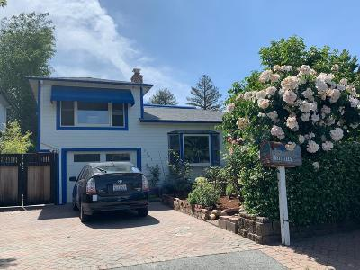 Menlo Park Multi Family Home For Sale: 2141 Sterling Ave