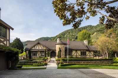 Carmel Valley Single Family Home For Sale: 100 Panetta Rd