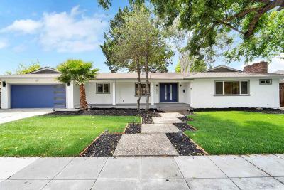 SAN JOSE Single Family Home For Sale: 1496 Minnesota Ave