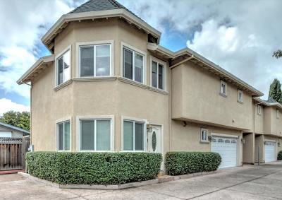 Santa Clara County Townhouse For Sale: 1418 Serena Ct