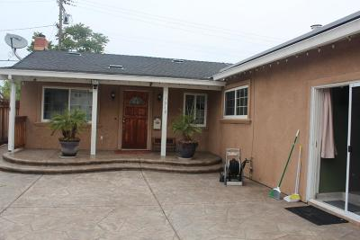 MILPITAS Single Family Home For Sale: 1513 Adams Ave