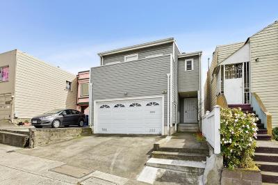 Daly City Single Family Home For Sale: 487 John Daly Blvd