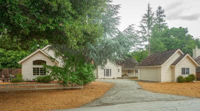 Los Altos Single Family Home For Sale: 447 Benvenue Ave