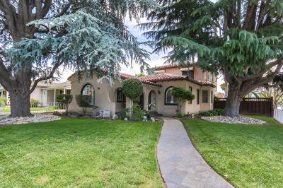 SAN JOSE Single Family Home For Sale: 502 N 19th St