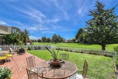 El Granada, Half Moon Bay, La Honda, Montara, Moss Beach, Pacifica, Pescadero, San Gregorio Single Family Home For Sale: 4 Pinehurst Ln
