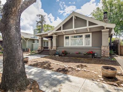 SAN JOSE CA Single Family Home For Sale: $1,295,000
