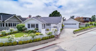 Santa Cruz County Single Family Home For Sale: 528 Atlantic Ave